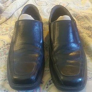 Dockers black loafers 12.   N.w.o.t
